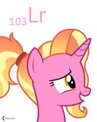 103, Lawrencium