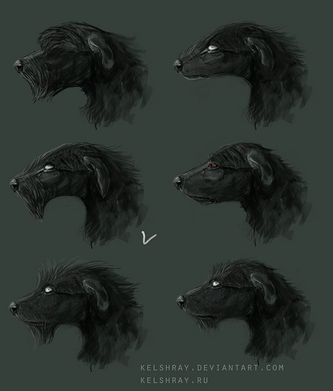 2015 - Fogstate - Main character concept art