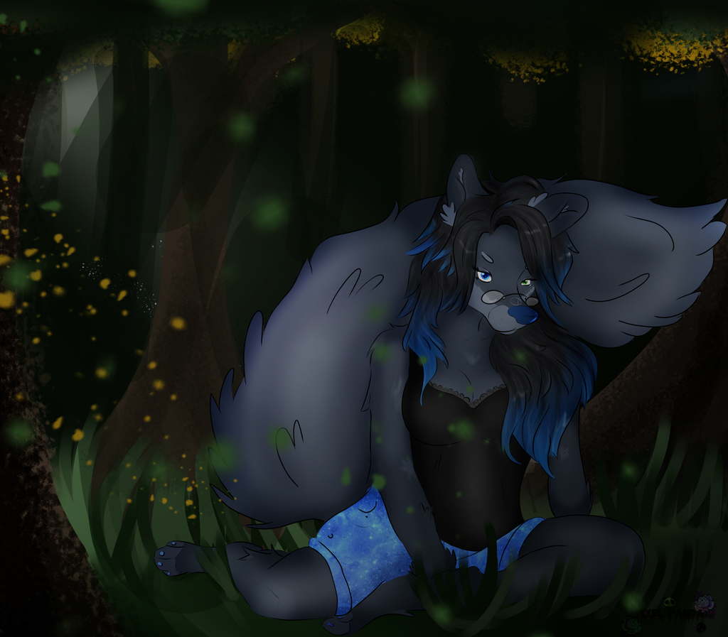 Most recent image: ..:: A Wolf in the Woods ::.. [c][SFW]