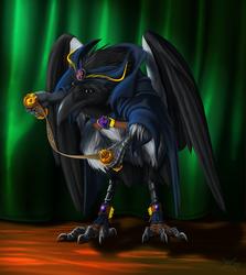 Magnus, the Major of Avior