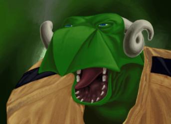 Painting practice via memes 7