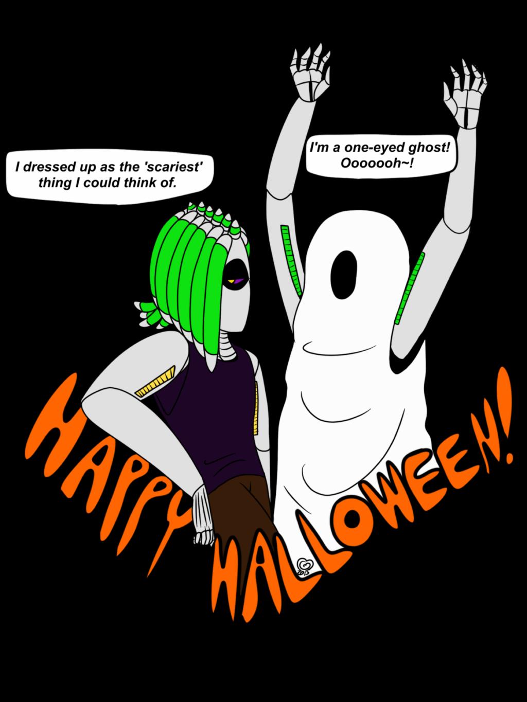 DaO: Halloween