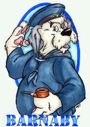 Sailor Barnaby by Dogz