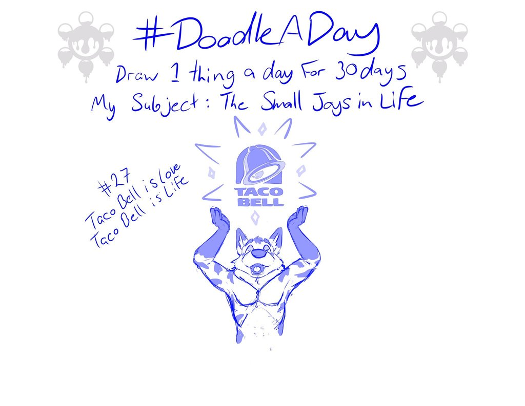 [Doodle A Day] Day 27