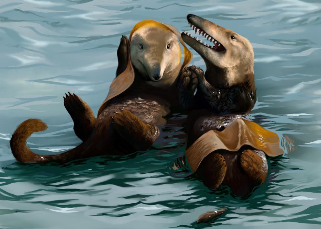 Most recent image: Ambulocetus