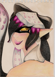 Callie [Splatoon] - Finished