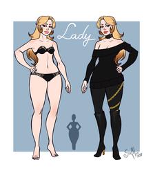 Lady Francisca Y.