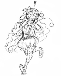 PMM Sketch 2-Cheese Troll