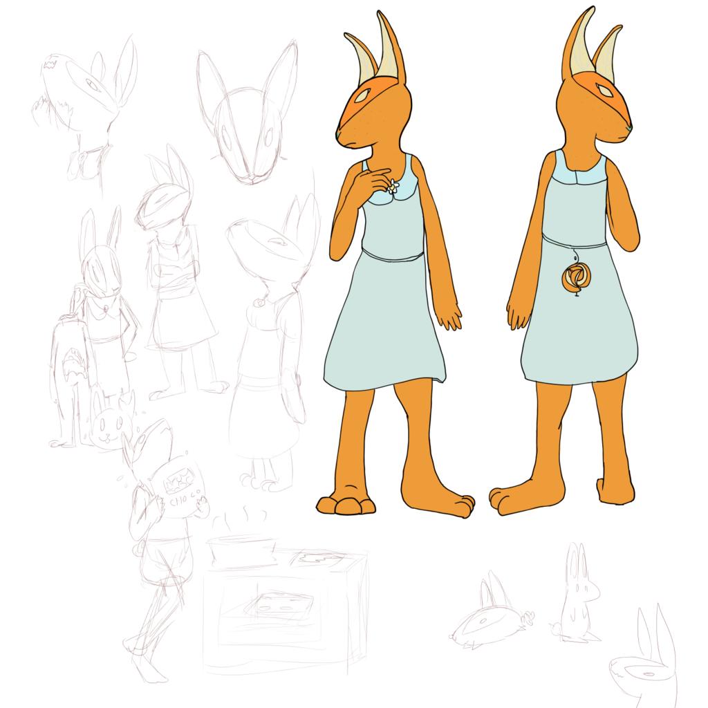 Clementine Rabbit