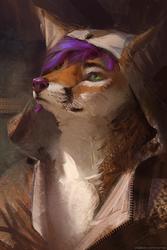 Kigufox Portrait