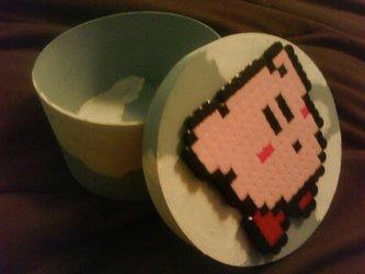 Kirby Perler Bead Box