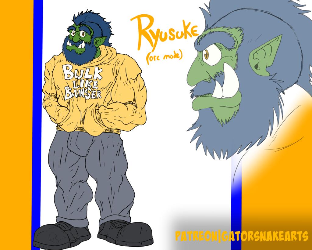 Ryusuke (orc mode)
