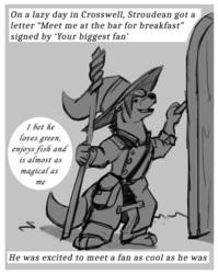 Sorcerer's Folley: 1