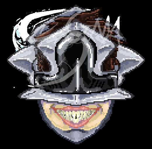 Pixel Icon Sigma
