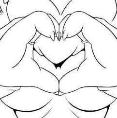 Renamon Heart