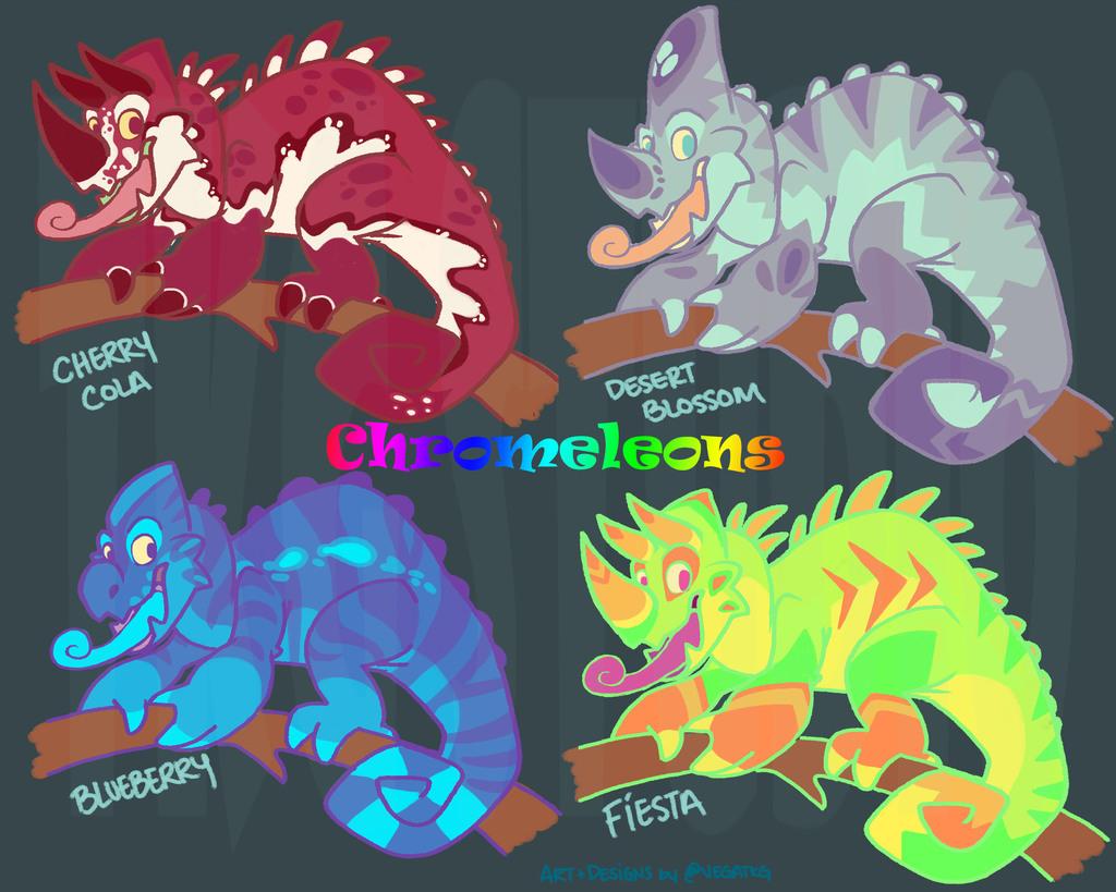 Chromeleon Adoptables