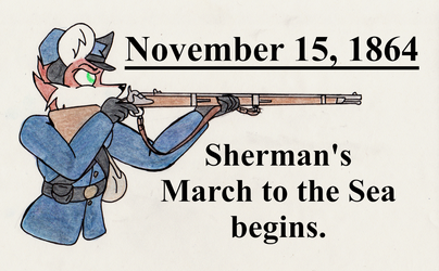 This Day in History: November 15, 1864