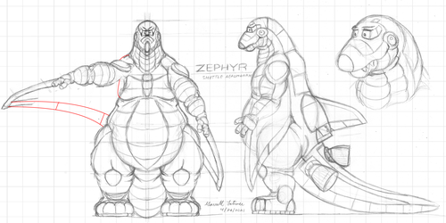 Zephyr Reference - Draft