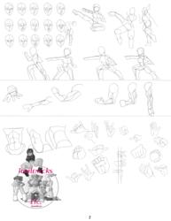 Turtlenecks sketches page 2