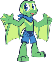 Dewey Frogbat