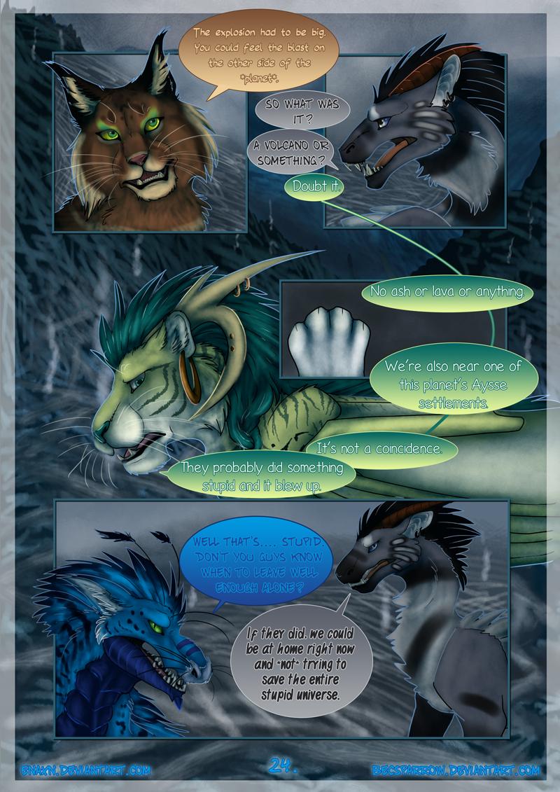 The Last Aysse: Page 24