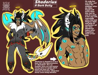Shadorius, #1 born (Dark) +Ref+