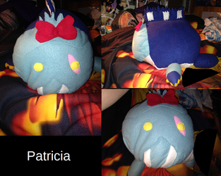 Breath of the Wild Patricia the  Sand Seal Large Tsum - commission for raindropmagic
