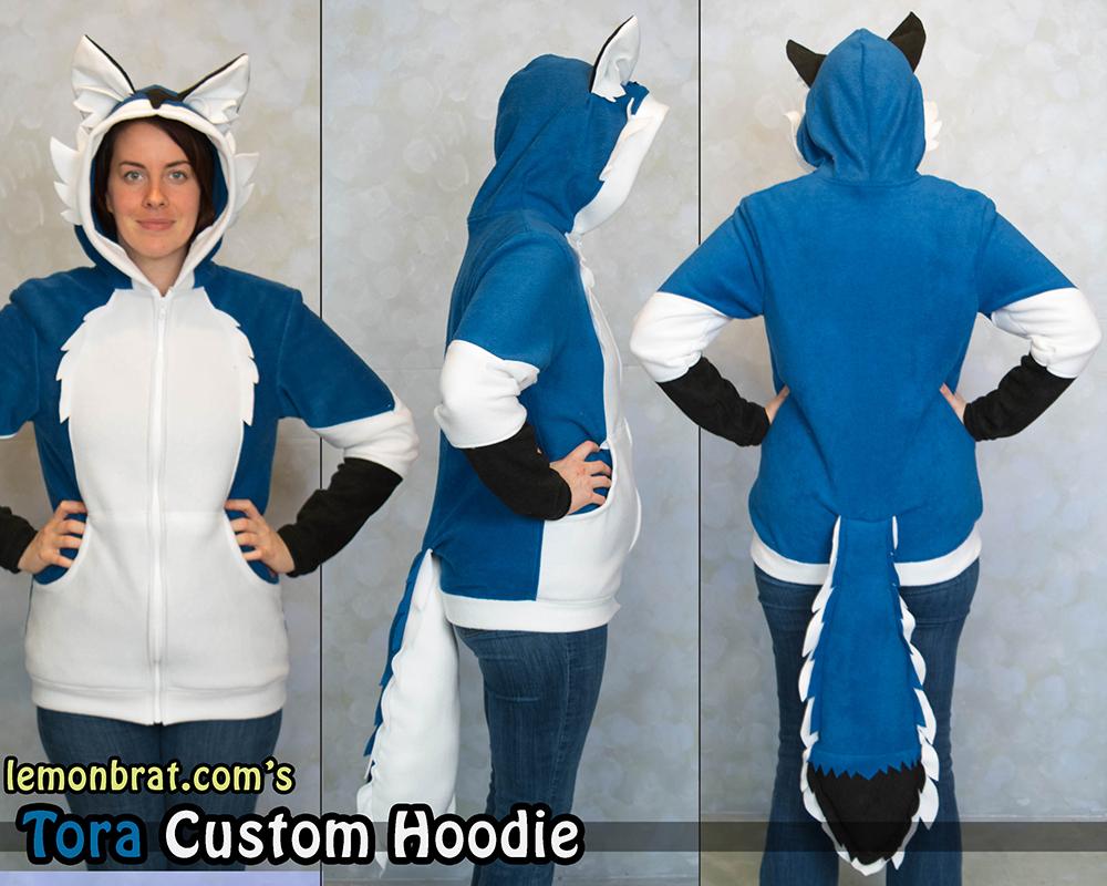 Tora Custom Hoodie