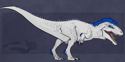 If Rooth were a Gigantosaur