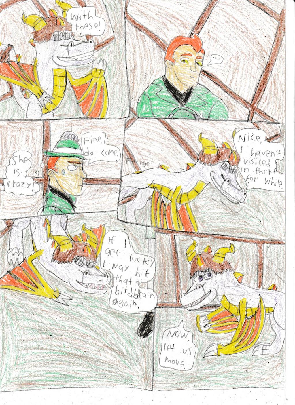 Legend of dragon: Bird and dragon:Pg 12
