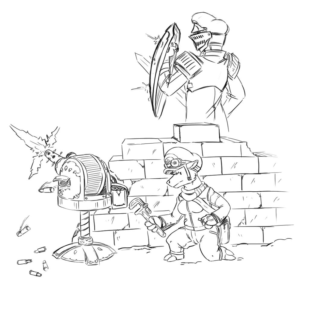 Molgren Engineer (Wayfarer RPG)
