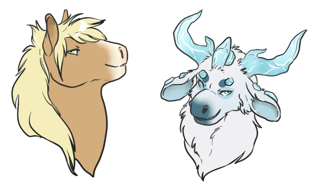 Gifts for Rizzi - head shots