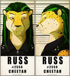 Mugshot - Russ