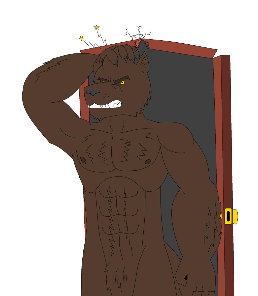 A Problem Werewolves Face