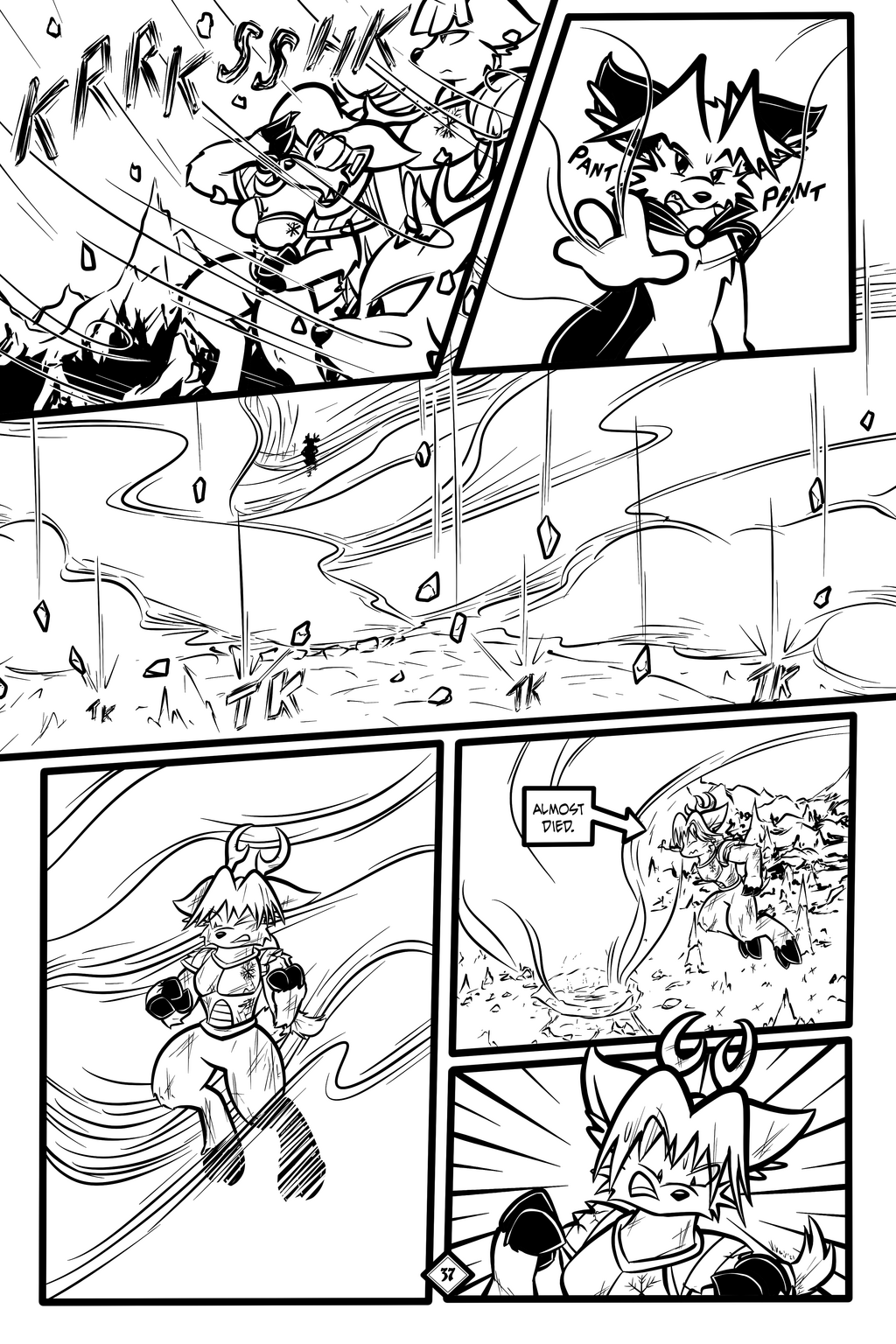 Holiday Special, page 37