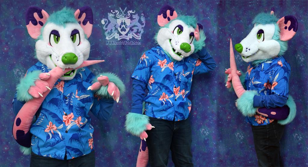Jacques Opossum Partial for Sale 2