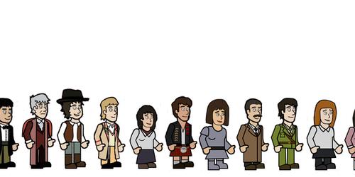 The Five Doctors