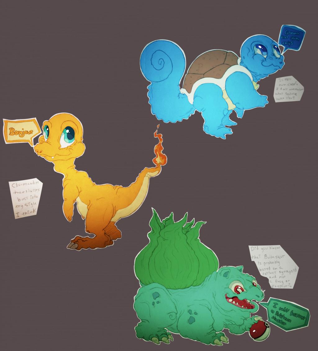 Start off your Pokemon journey