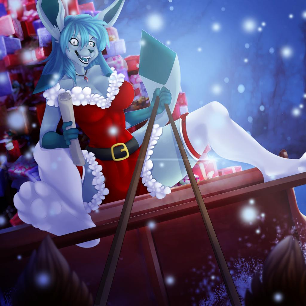 Santa's Helper - SFW