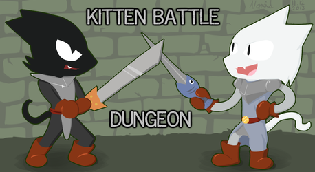 Kitten Battle Dungeon