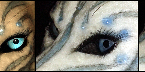 Now--With Lashes! :D