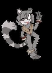 Coco the lemur
