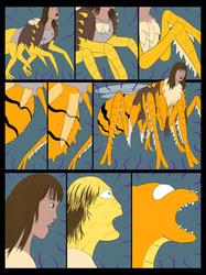 Werebug Comic Page 11
