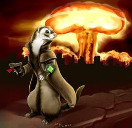 Ferret Fallout