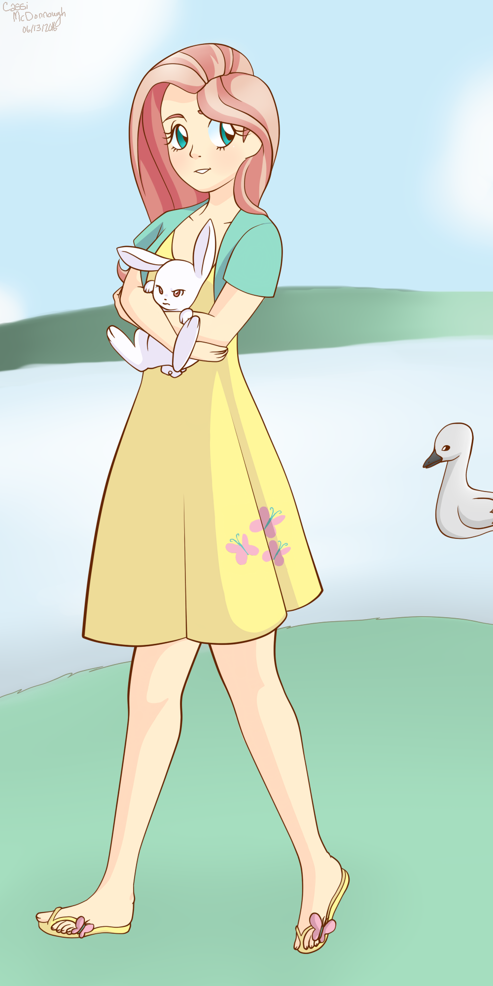Humanized Flutters