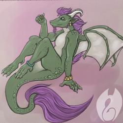 Genderqueer Dragon