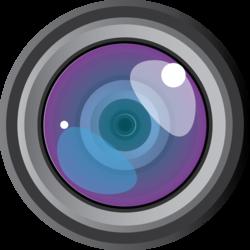 Camera Lens (Illustrator)