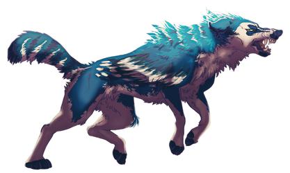 blue doge