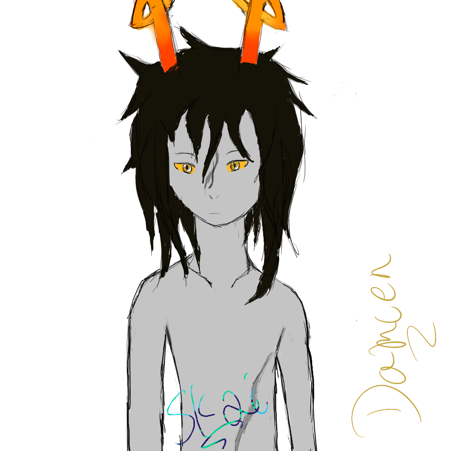 Most recent image: Damien