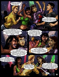 Beelzebabe #05 - Page 1